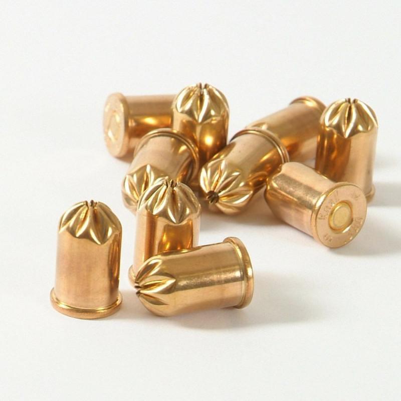 Lot de 10 cartouches pour fusil à taupes