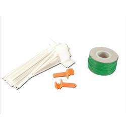 Ki d'extension pour kit cloture invisible