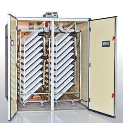 Couveuse 4800 oeufs de poules  (Cimuka T4800SH)