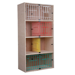 Casier élevage pigeon