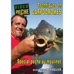 DVD : Techn. en carpodrome:spécial moulinet