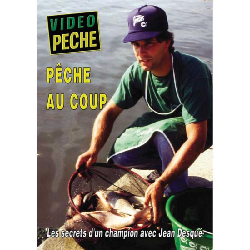 DVD : Pêche au coup,secrets d'un champion