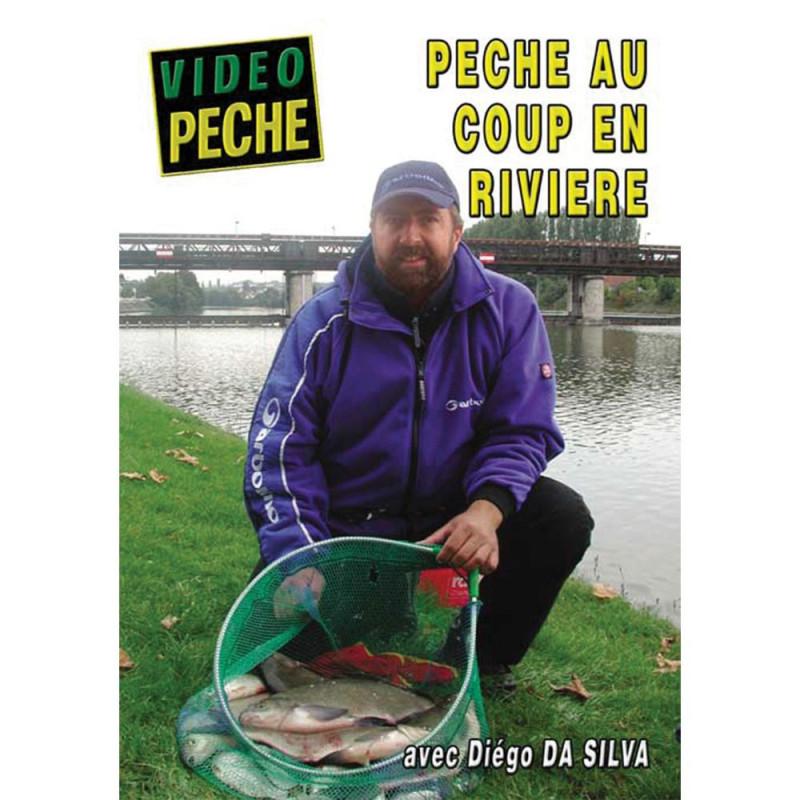 DVD : Pêche au coup en rivière
