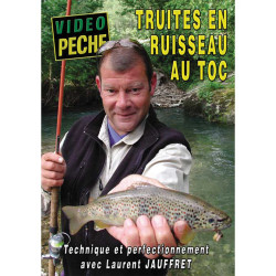 DVD : Truites en ruisseau au toc