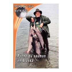 DVD : Pêche du saumon en Alaska