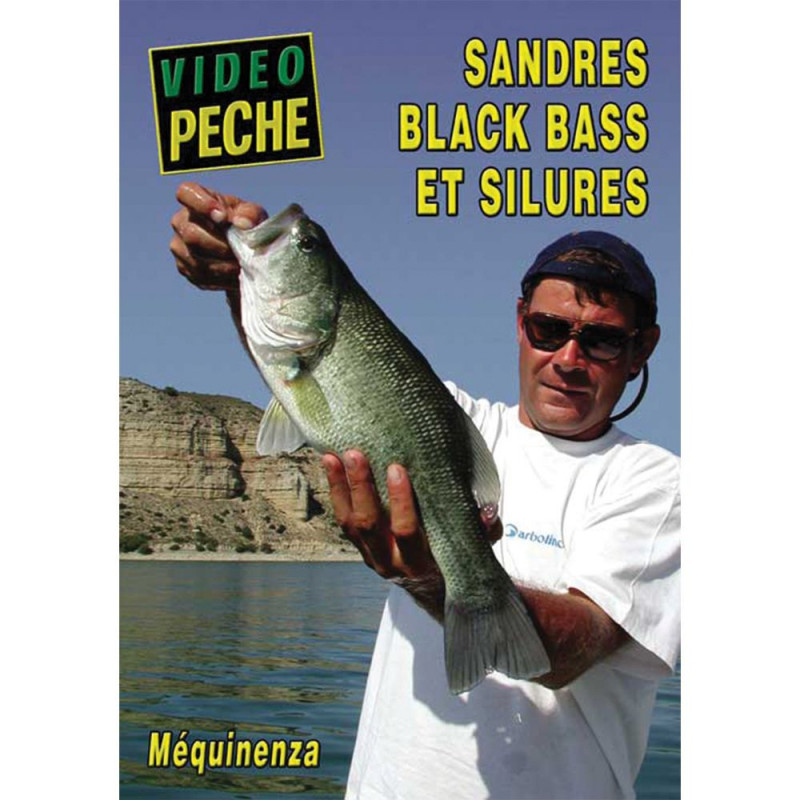 DVD : Sandres & Black bass à Mequinenza