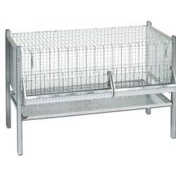Cage d'engraissement pour poulets