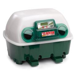 Couveuse semi automatique 12 œufs poules -River System Egg Tech 12