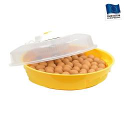 Couveuse manuelle 70 œufs poules ( Puisor IO-102 TH )