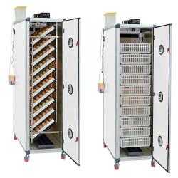 Couveuse automatique Cimuka HB700S+ Eclosoir Cimuka HB700H