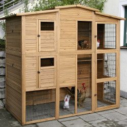 Poulailler 10-15 poules