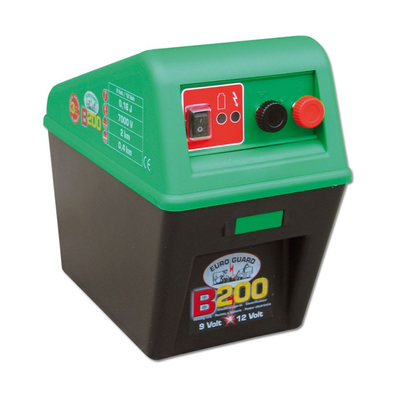 Electrificateur pile et batterie B200
